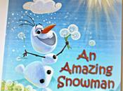 Darcie's Good Reads Amazing Snowman