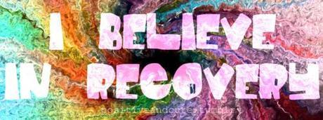 believe in recovery