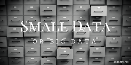 4 Reasons Small Data is Better Than Big Data