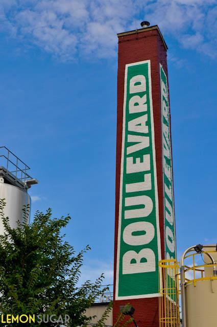 Out and About:  Boulevard Brewery