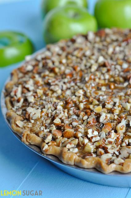 Caramel Pecan Apple Pie - Paperblog