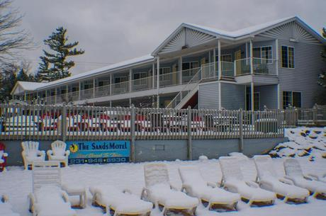 Sands Motel Traverse City Travel Guide