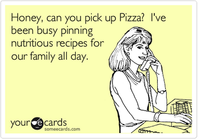 My Favorite Tried and True Pinterest Recipes Off Pinterest