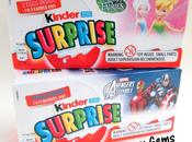 Review: Kinder Surprise Disney Fairies Marvel Avengers Assemble