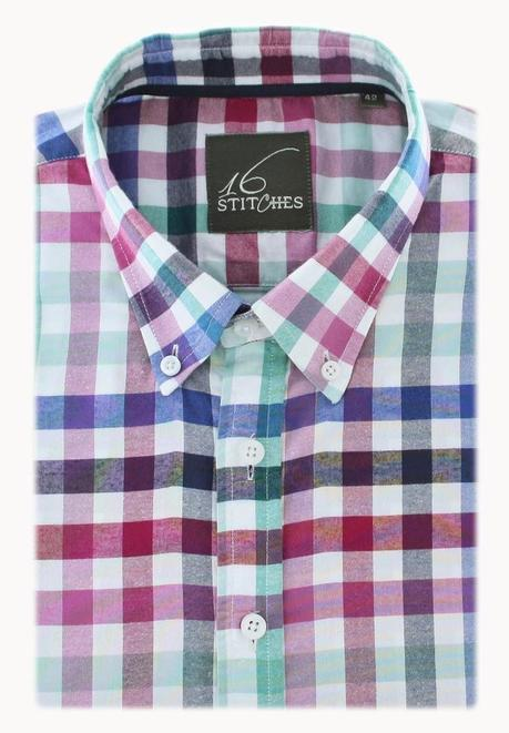 16 Stitches Sells Men's Party Shirts