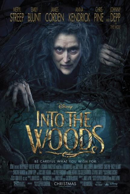 Into the Woods (2014) Review