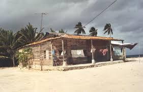 cuban beach home