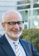 The author and professor Richard Feinberg