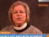 Drunk Female Episcopal Bishop Arrested Hit-&-run Bicyclist Death
