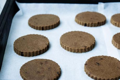 Homemade Digestive Cookies