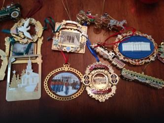 Aunt Gracia and the White House Christmas Ornaments