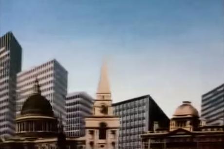 A Cartoon & Comic Book Tour of #London No.5: Daffy Duck, Danger Mouse & Baker Street
