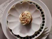 Vegan Cocoa Sponge White Chocolate Cinnamon Topping