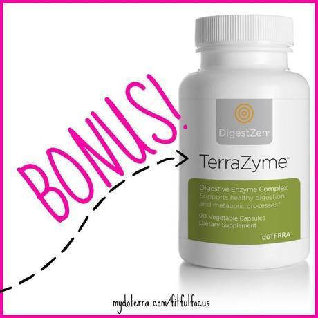 TerraZyme via Fitful Focus #essentialoils #digestive #cleanse #doterra