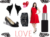 Plussize Valentines Outfit