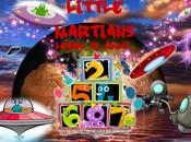 Children's Books-Little Martians Learn Count Madi Preda