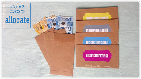 Envelope Budgeting System