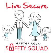 Master Lock Products Help Your Family Stay Safe Through Every Life Stage and Season: New Sweepstakes Benefits the American Red Cross #LSSS