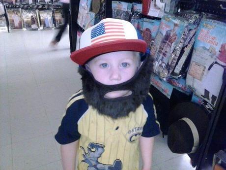 Growing Up To Be A Man | LazyHippieMama.com