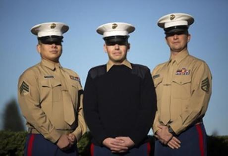 Sgt. Ricardo Schebesta, Staff Sgt. Bryson Twigg and Staff Sgt. Ben Shoemaker/Marine Corps Recruiting Station Seattle photo