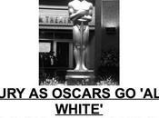 Oscars Racist!!!