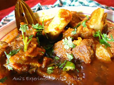 Dhaba Mutton Curry