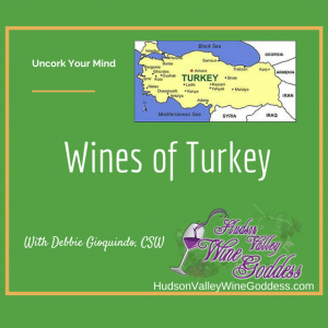 Wines of Turkey