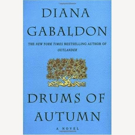 THE OUTLANDER SAGA BY DIANA GABALDON - VOYAGER (BOOK 3)