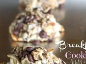Easy Vegan Gluten Free Breakfast Cookies