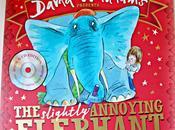 Darcie's Good Reads Slightly Annoying Elephant
