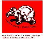 Fabian Society turtle