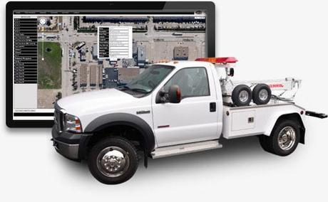 Tow Fleet GPS Tracking System
