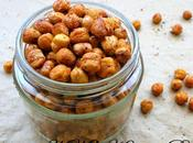 Oven Roasted Chickpeas...New Year Resolutions!!