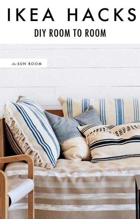 DIY Room to room: Ikea hacks