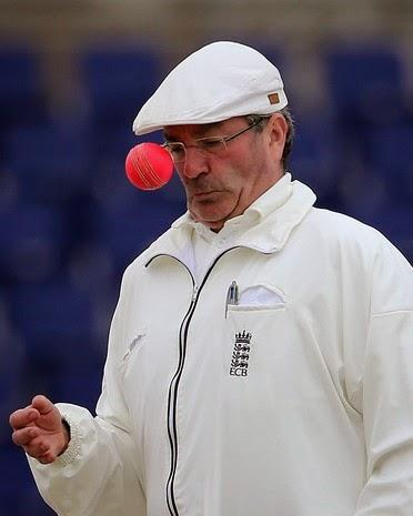 neutral Umpires - Nick Cook to officiate in Tamilnadu Mumbai Ranji