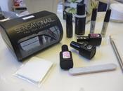 Review Sensationail Nail Starter Kit.