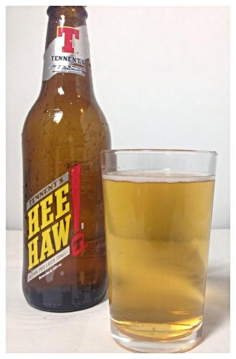 Hee haw Low alcohol beer taste test