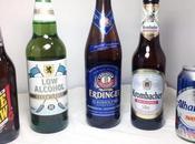 Alcohol Free Beer Blind Tasting