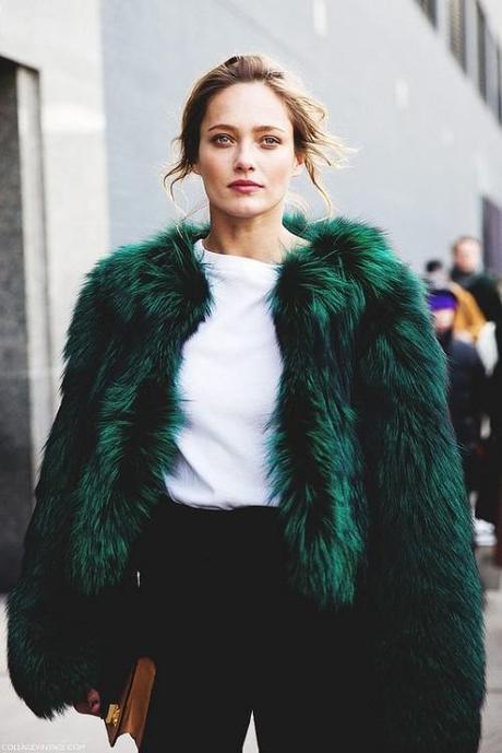 fur-in-green-collage-vintage