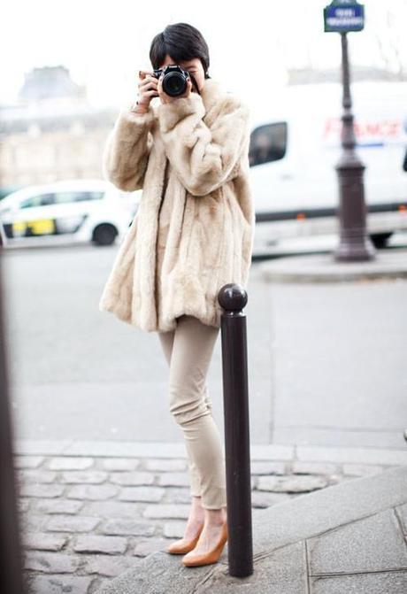 fur-swing-coat-camera-fashion show, Paris, March 2012-garance-dore