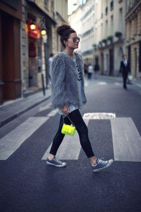 fur-grey-converse-yellow-purse
