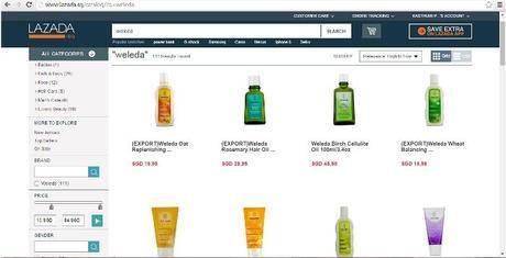 lazada-weleda-products