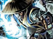 Preview Mortal Kombat Chapter from Comics