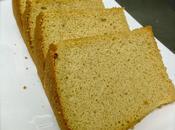 Palm Sugar (Gula Melaka) Chiffon Cake