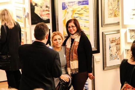 Joelle Dinnage Oxford Art Fair2 simon brushfield