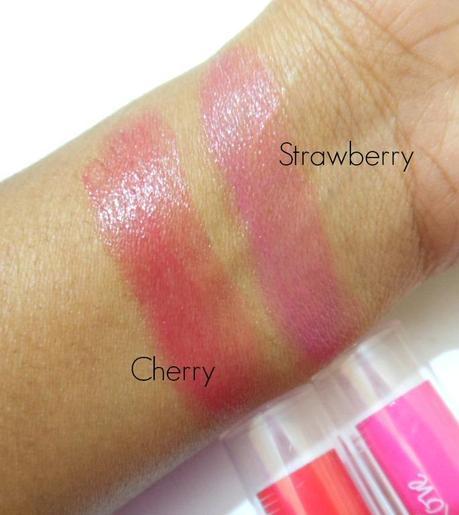 lakme lip gloss strawberry - photo #34