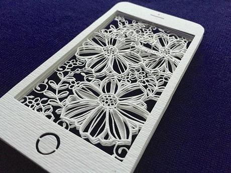 Layered Paper Cuttings by Naho Katayama - Paperblog