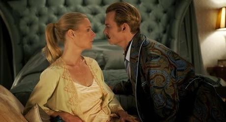 johnny depp's mortdecai ...
