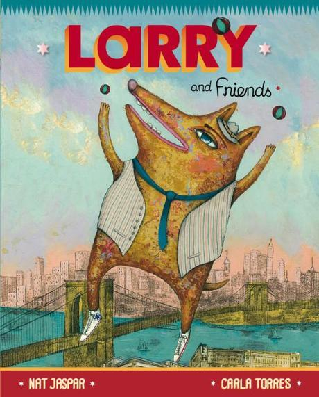 Book Review Larry and Friends #ReadYourWorld