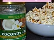 Toddler Snacks: Healthy Popcorn